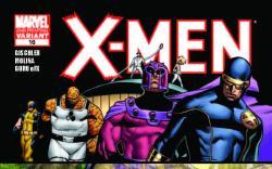 X-MEN 16 2ND PRINTING VARIANT