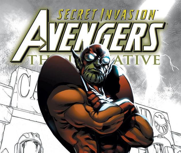 Avengers: The Initiative (2007) #14, Spotlight Variant