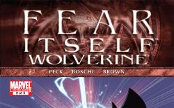Fear Itself: Wolverine (2011) #2