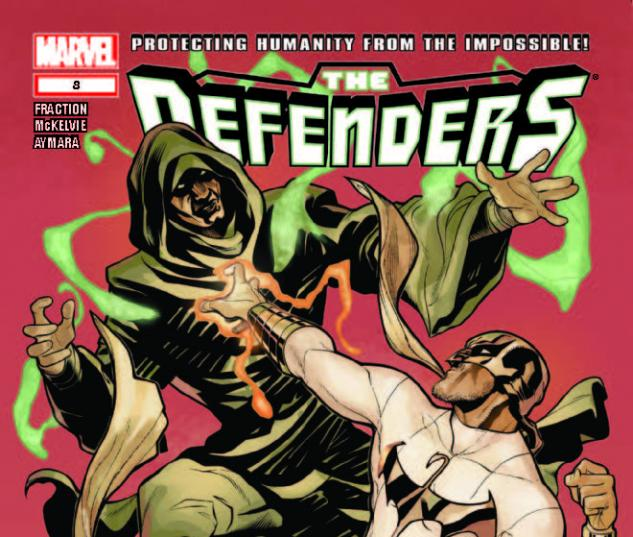 DEFENDERS 8 (WITH DIGITAL CODE)