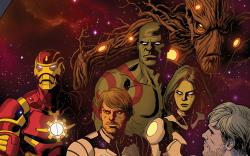 Sneak Peek: Guardians of the Galaxy #2