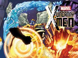UNCANNY X-MEN 10 NEAL ADAMS X-MEN 50TH ANNIVERSARY VARIANT (NOW, WITH DIGITAL CODE)