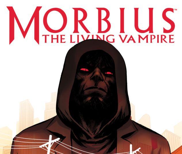 MORBIUS: THE LIVING VAMPIRE 8 (NOW)