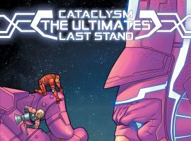 CATACLYSM: THE ULTIMATES' LAST STAND 4 LARROCA VARIANT (WITH DIGITAL CODE)