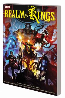Realm of Kings (Trade Paperback)