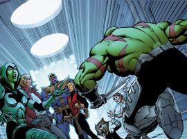 Thanos: The Infinity Relativity OGN