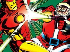 Marvel Holiday Grab Bag 2015: Iron Man