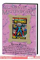 Marvel Masterworks: Doctor Strange Vol. 4 (Variant) (Hardcover)