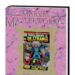 Marvel Masterworks: Doctor Strange Vol. 4 (Variant) (2010 - Present)