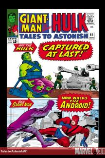 Tales to Astonish (1959) #61