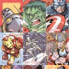 Marvel 70th Anniversary sketch card by Daniel Campos