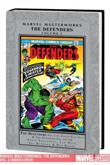 Marvel Masterworks: The Defenders Vol. 2 (Hardcover)