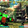 Tron Bonne versus X-23 in Marvel vs. Capcom 3