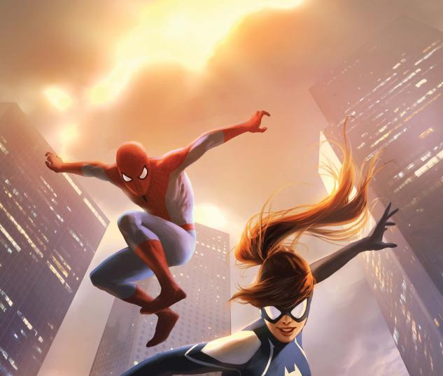 Spider-Girl #8 cover