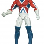 Captain Britain 3 3/4 Inch Marvel Universe Action Figure from Hasbro, Wave 10