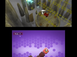Screenshot from Marvel Super Hero Squad: The Infinity Gauntlet for Nintendo 3DS