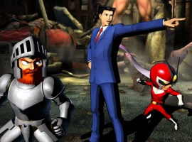 Phoenix Wright joins Ultimate Marvel vs. Capcom 3