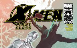 X-Men: First Class (2006) #5