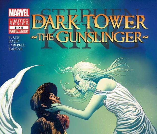 Dark Tower: The Gunslinger - The Way Station (2013) #5