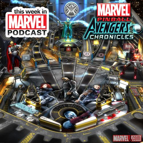 This Week In Marvel #33.5 - Marvel Pinball