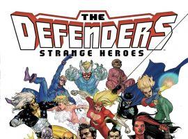 DEFENDERS: STRANGE HEROES (2011) #1 Cover