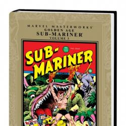 MARVEL MASTERWORKS: GOLDEN AGE SUB-MARINER