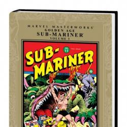 Marvel Masterworks: Golden Age Sub-Mariner Vol. 3 (2009 - Present)