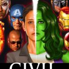 Civil War, Civil Suit in She-Hulk #8
