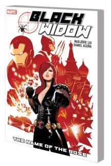 Black Widow: The Name of the Rose (Trade Paperback)