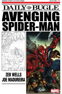 Avenging Spider-Man Daily Bugle (2011) #1
