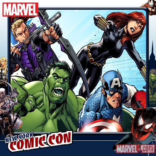 NYCC 2011: Comics News Wrap-Up