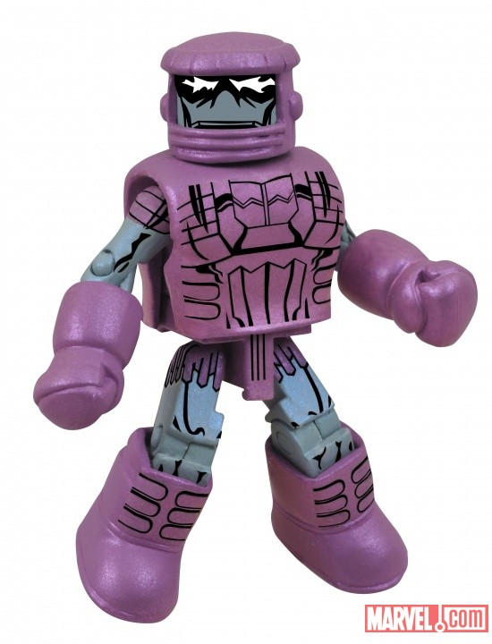 Marvel Minimates Wave 44-Kree Sentry