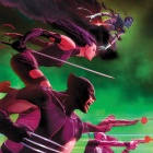 Uncanny X-Force #25 cover by Jerome Opena