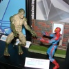 Diamond Select Toys Spider-Man and Lizard figures