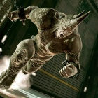 Screenshot of the Rhino from the Amazing Spider-Man video game