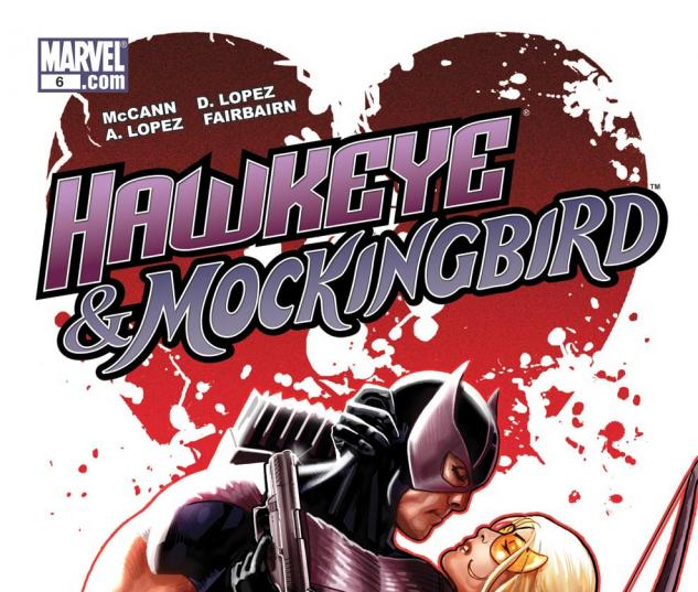 Hawkeye & Mockingbird (2010) #6