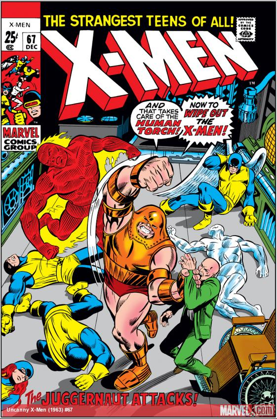 Uncanny X-Men #67