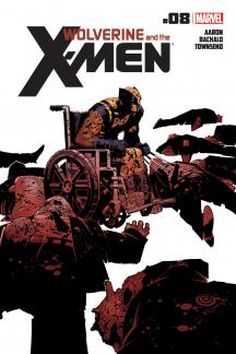 Wolverine & the X-Men #8