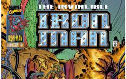 Iron Man (1996) #9