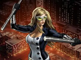 Mockingbird New Character in Avengers Alliance