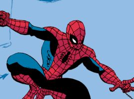 Spider-Man: Blue by Tim Sale