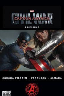 Marvel's Captain America: Civil War Prelude #4