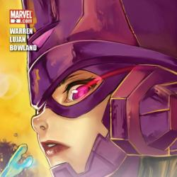 Galacta: Daughter of Galactus (2010) #2