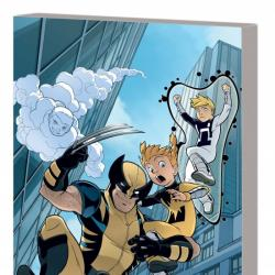 Wolverine and Power Pack: The Wild Pack Digest (2009 - Present)