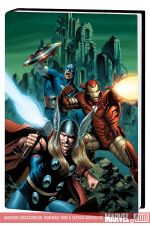 Avengers Disassembled: Iron Man, Thor & Captain America (Hardcover)