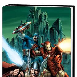 AVENGERS DISASSEMBLED: IRON MAN, THOR & CAPTAIN AMERICA #1