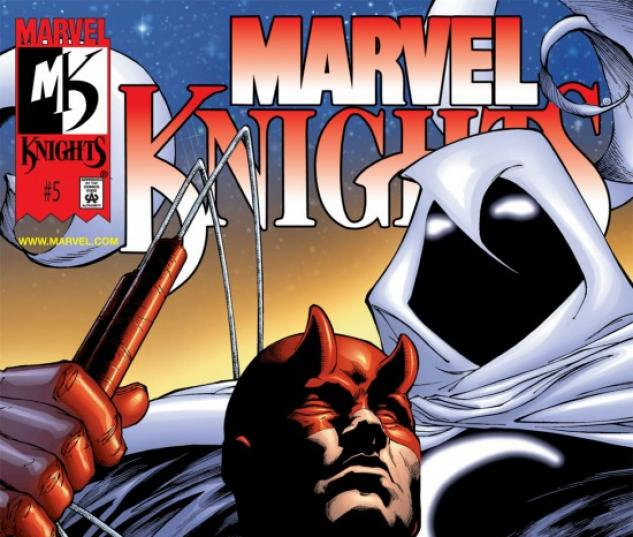 MARVEL KNIGHTS #5