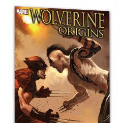 WOLVERINE: ORIGINS VOL. 3 - SWIFT AND TERRIBLE #0