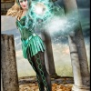 Thor Costumes: Elizabeth Rowland as Enchantress