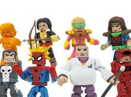 Marvel Minimates Series 13 At Toys R Us